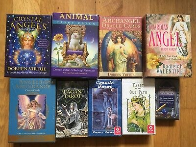 tarot oracle des anges